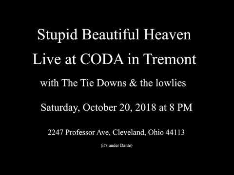 SBH is playing at CODA Oct. 20th