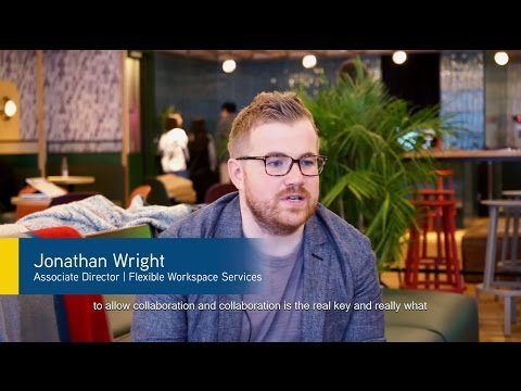 Jonathan Wright | Flexible Workspace Services