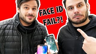 Apple Face ID vs Samsung Iris-Scan twin study
