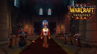 Warcraft III Reforged | Scarlet Crusade Gameplay | New Paladin Models