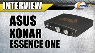 Newegg TV: ASUS Xonar Essence One 24-bit 192KHz DAC and Headphone Amplifier