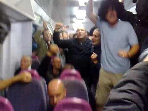 FC United of Manchester Party Train - Buxton Away