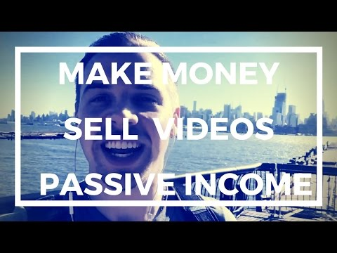 Make Money and Sell Your Videos Online for Passive Income - Unstock.io