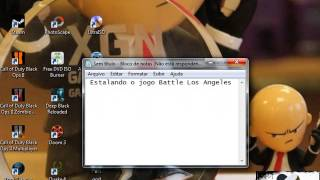 Estalando o Jogo Battle Los Angeles PC