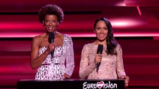 Eurovision Song Contest 2015 - Semi Final 2 Results (Quafiliers)