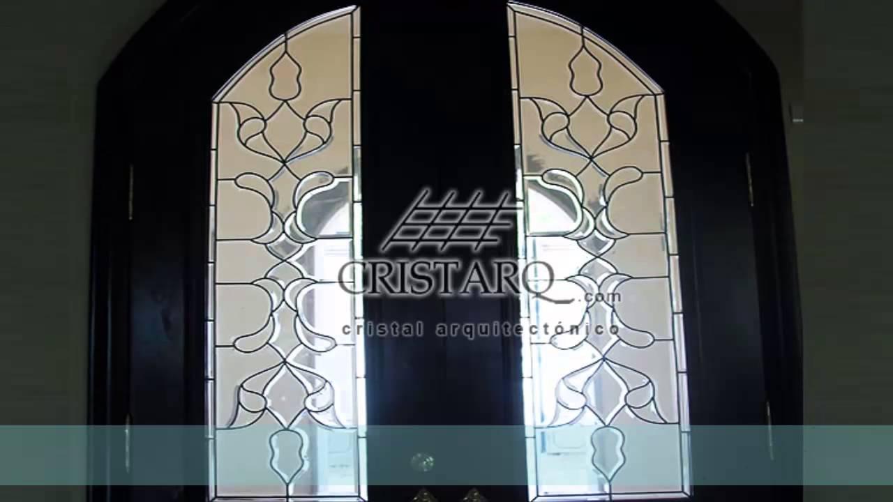 Dise o y fabricaci n de vitrales para puertas y ventanas for Modelos de puertas principales