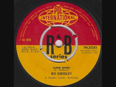 Bo Diddley - Gimme Gimme