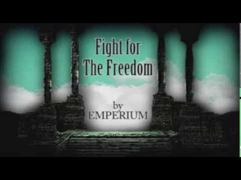 EMPERIUM - Fight for The Freedom [Karaoke Version]