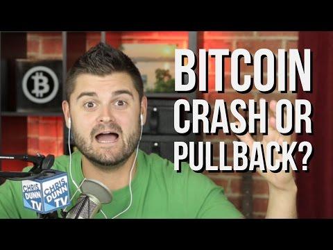 Bitcoin Price Crash Or Normal Pullback?