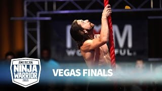 Isaac Caldiero's Epic Ascent of Mt. Midoriyama | American Ninja Warrior