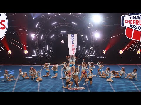 Vancouver All Stars Ice Queens NCA 2018 Day 2