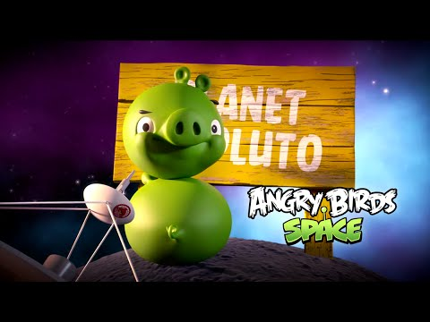 Angry birds space solar system trailer youtube angry birds space solar system trailer voltagebd Images