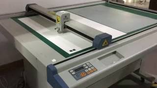 Ruizhou Paper Cutting Plotter Sample Cutting Machine