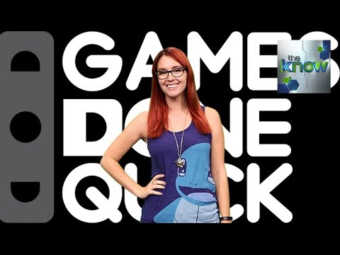 Awesome Games Done Quick 2015 Dates Announced The Know
