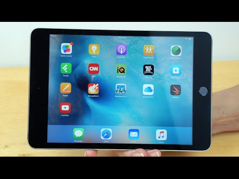 iPad mini 4 Review from YouTube · Duration:  11 minutes 30 seconds