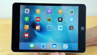 iPad mini 4 Review