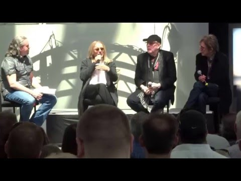 Cheap Trick - The Rock Hall - Interview/Fan Q&A - 5/6/16