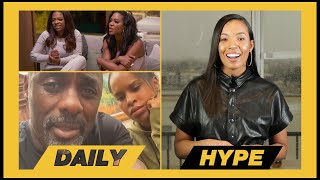 #PressPlay: #IdrisElba Has Corona, Kenya Nene Fight! It's The #DailyHype!