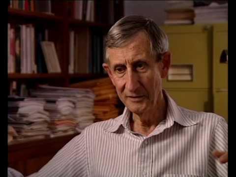 Freeman Dyson - The bombing of Hamburg and Dresden (36/157)