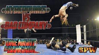 "SPW: ""One Night In Bangkok"". KyberPunks vs Bad Company"