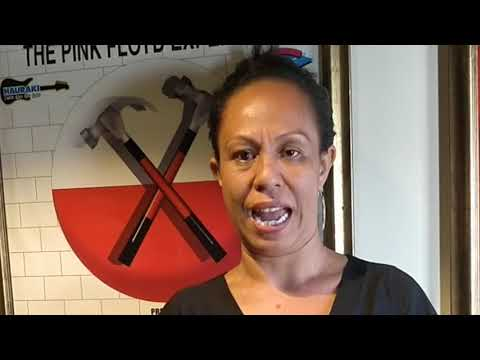 Taliiagi Mauga, Ministry of Women, Community & Social Development – Samoa