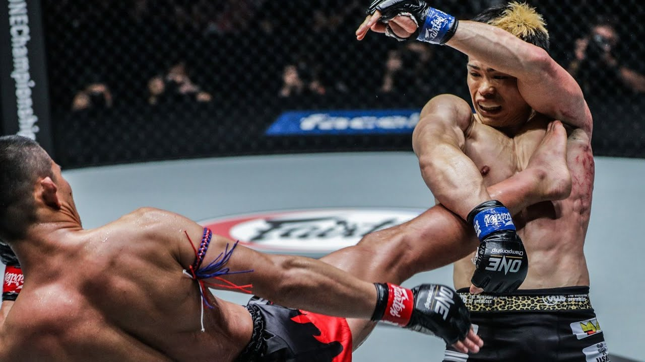 ONE Championship's Best Muay Thai Kicks | The Art Of Eight Limbs Highlights