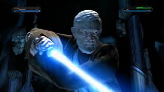 Ben Kenobi vs Sith Stalker | Star Wars The Force Unleashed