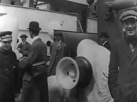 El Titanic - Saved from the Titanic ( 1912 ) Videos De Viajes