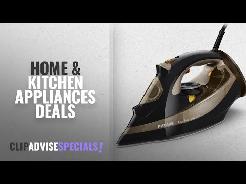 Save Big On Home & Kitchen Appliances: Philips GC4527/80 Azur Performer Plus Steam Iron With 220 G
