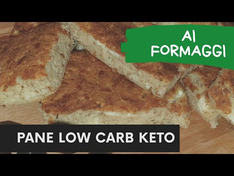 pane-chetogenico-basso-di-carboidrati|low-carb|-keto-bread-double-cheese
