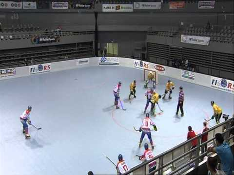World Champ. Inline-Hockey France 2014, Australia-Russia 1st part