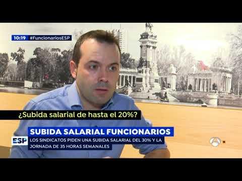 ¿Debe Aumentar El Salario De Los Funcionarios Españoles?