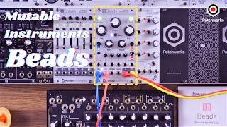 Mutable Instruments Beads: First Look