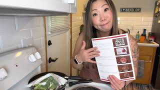 Green Chef Unboxing And Cook With Me