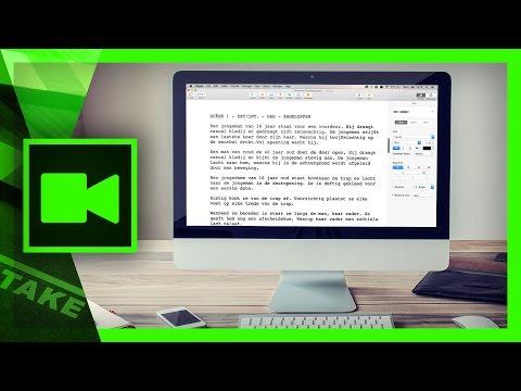 How to write a short film scenario | Cinecom.net