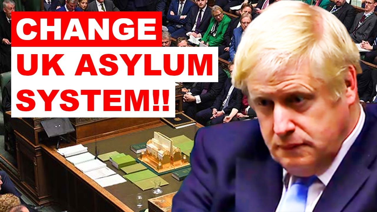 EXTREME CHANGES DEMANDED IN THE UK ASYLUM SYSTEM