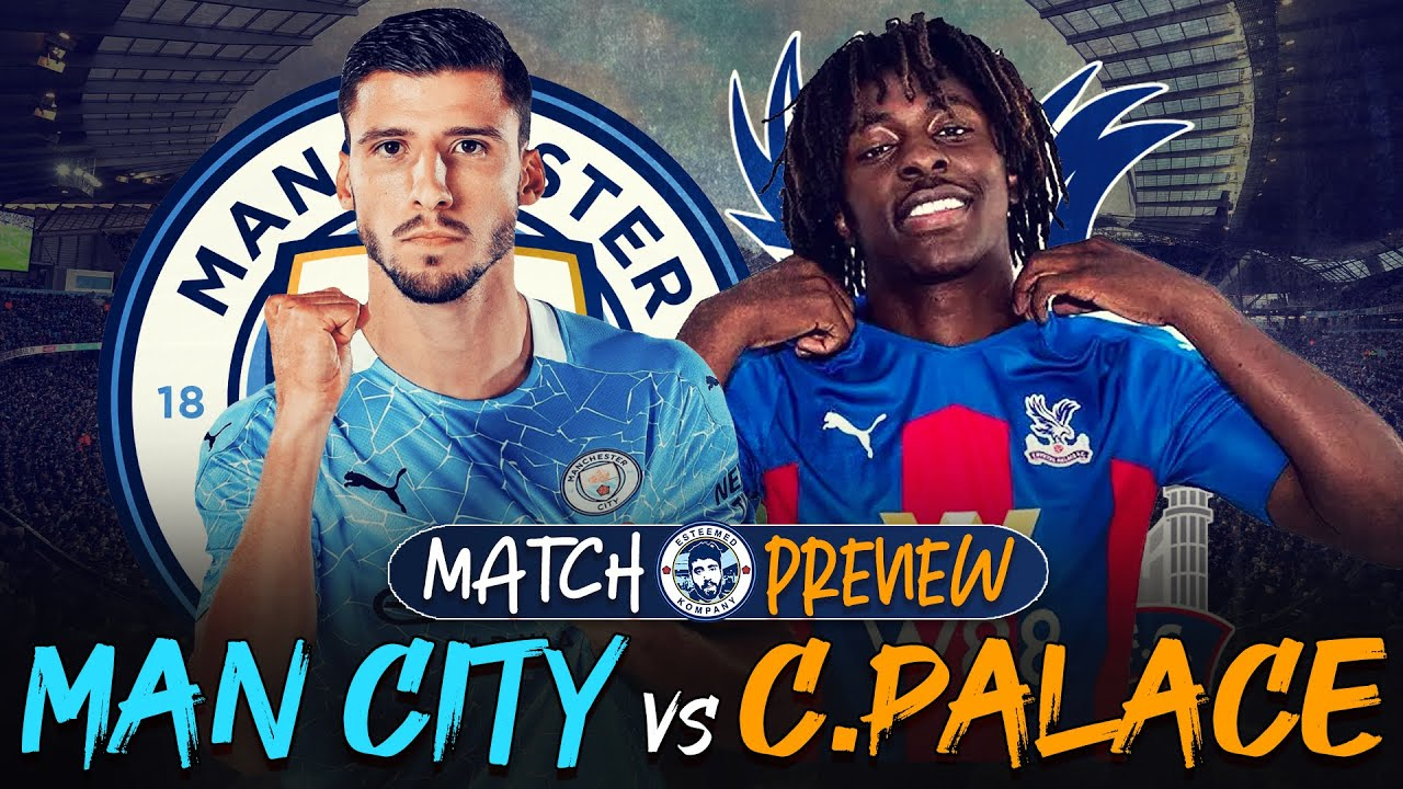 Manchester City vs. Crystal Palace Sunday Premier League Betting ...