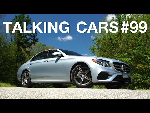 Talking Cars with Consumer Reports #99: Self-Driving Cars: Image vs Reality