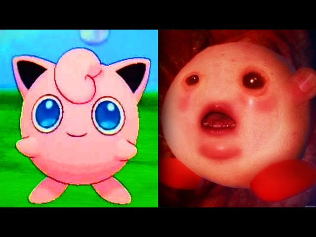 10 POKEMON YOU DIDNT BELIEVE EXIST IN REAL LIFE!