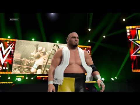WWE 2K15 - PC Mod - Samoa Joe by bravebird31(check desc.)