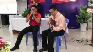 Khát Vọng (Phạm Minh Tuấn) - Guitar vs Harmonica.
