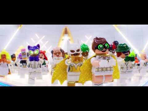 Copy of LEGO BATMAN movie ending rap song :  Friends Are Family (2017)