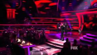 American Idol 10 Top 9 - Stefano Langone - When A Man Loves A Woman
