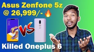 Asus Zenfone 5Z Launched - Better Than OnePlus 6🔥🔥 My Honest Opinions | in telugu