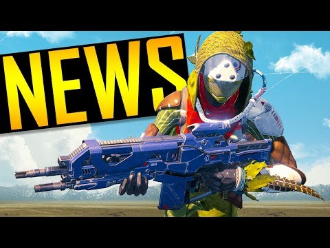 Destiny 2 - *BIG* NEWS UPDATE! SRL! Trials Tease! Mystery Package! thumbnail