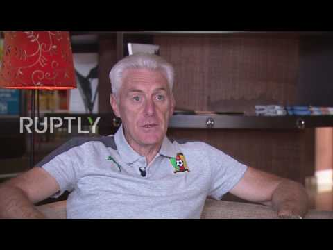 Russia: Conf Cup allows African teams to show how good they are – Cameroon manager