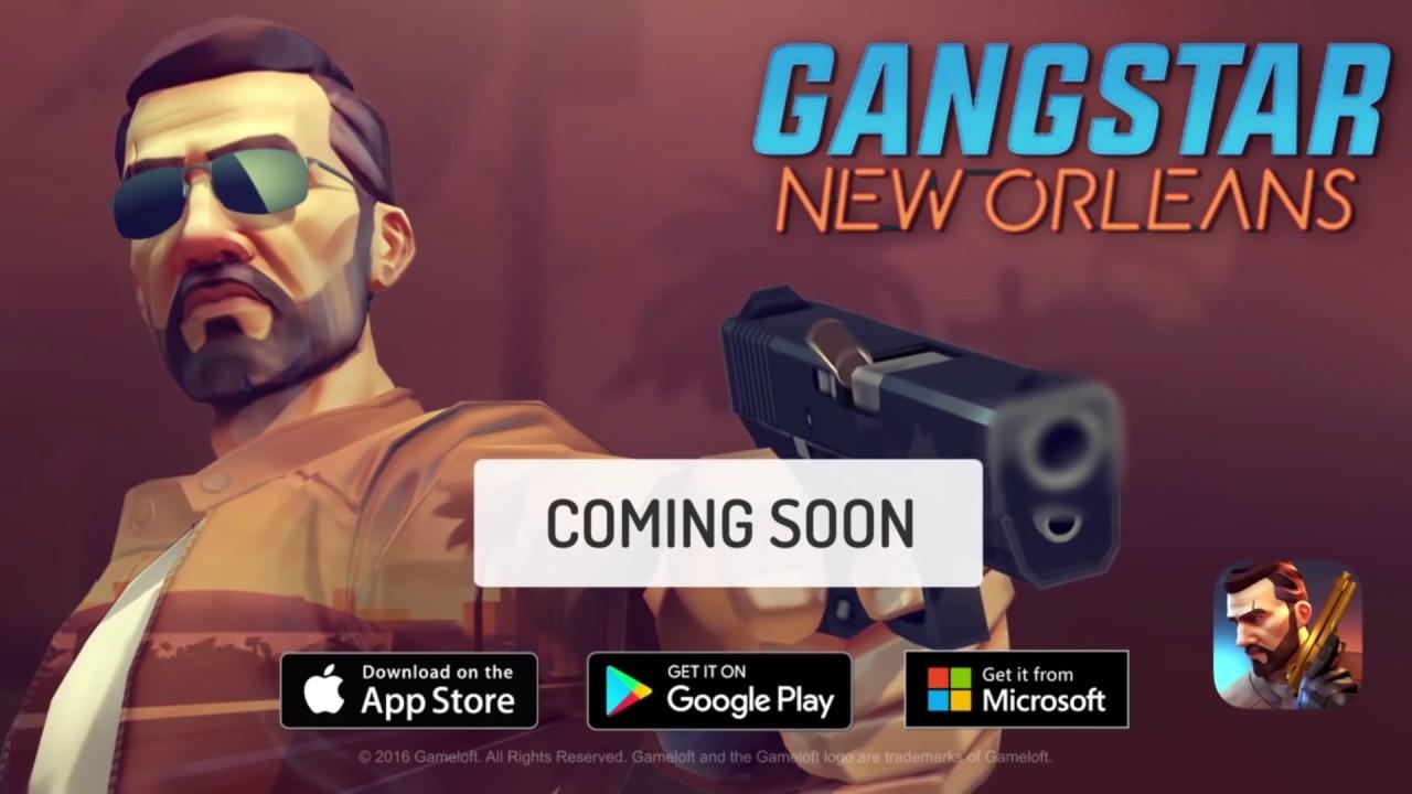gangstar new orleans pre registration trailer youtube. Black Bedroom Furniture Sets. Home Design Ideas