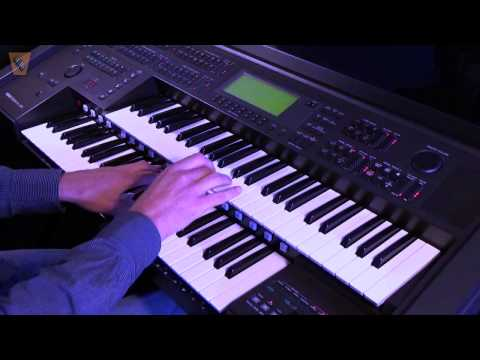 Another Day in Paradise on Yamaha Electone EL90 by Tonneman