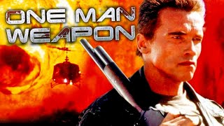 One Man Weapon (Arnold Schwarzenegger, Actionfilm, ganze Filme schauen Deutsch)
