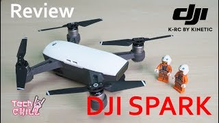 Tech Chill ตอนที่ 219 Review DJI Spark